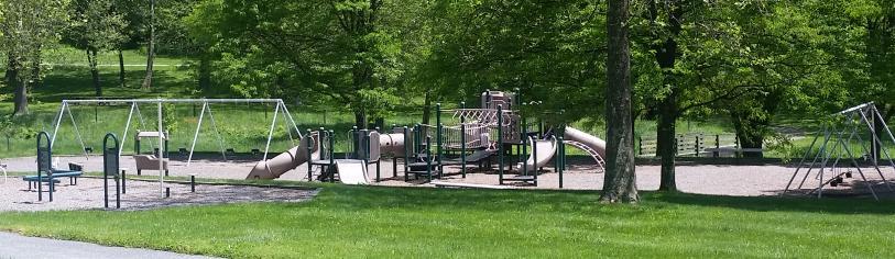 New Garden Park Playground